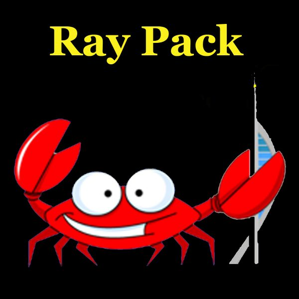 Solent Baits Ray Pack