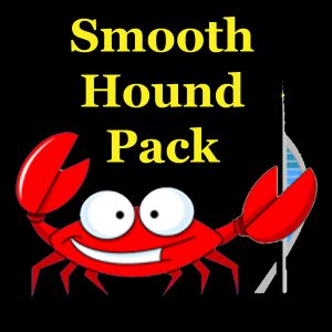 Solent Baits Smooth Hound Pack