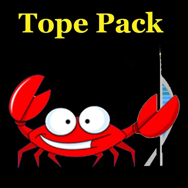 Solent Baits Tope Pack