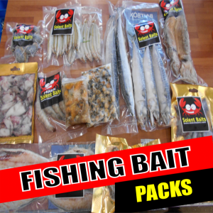 Fishing Bait Packs