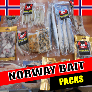 NORWAY BAIT PACKS