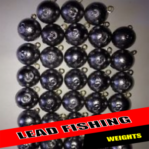 LEAD FISHING WEIGHTS